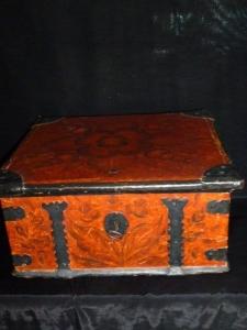 Swedish money box