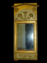 Swedish Empire Mirror